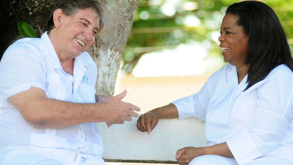 Oprah spiritualism spiritual surgery
