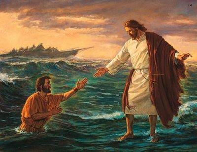 fé em cristo