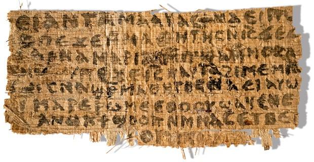 papiro religioso apocrifo